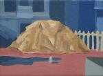 óleo sobre lienzo, 16x22cm