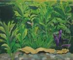 óleo sobre lienzo, 38x46cm
